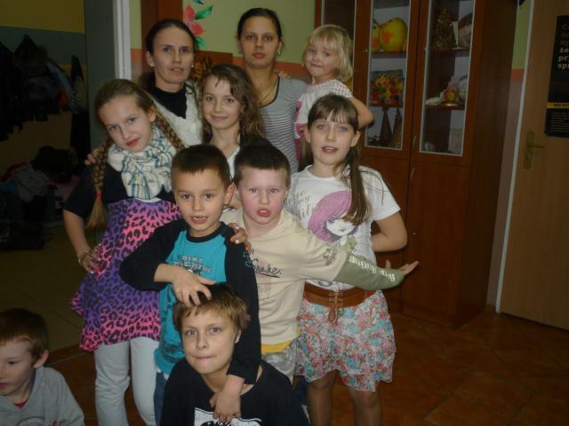 Impreza taneczna - Świetlica w Grajewie