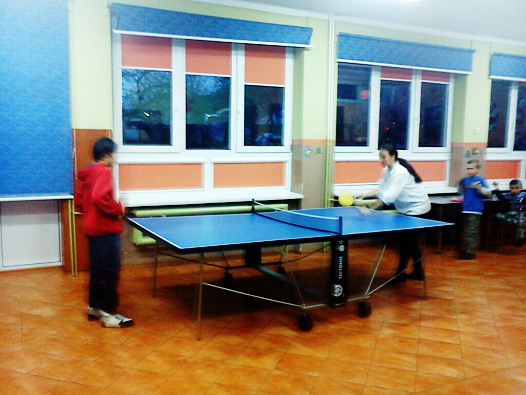 Zajęcia sportowe - ŚwietlicaŚrodowiskowa w Grajewie